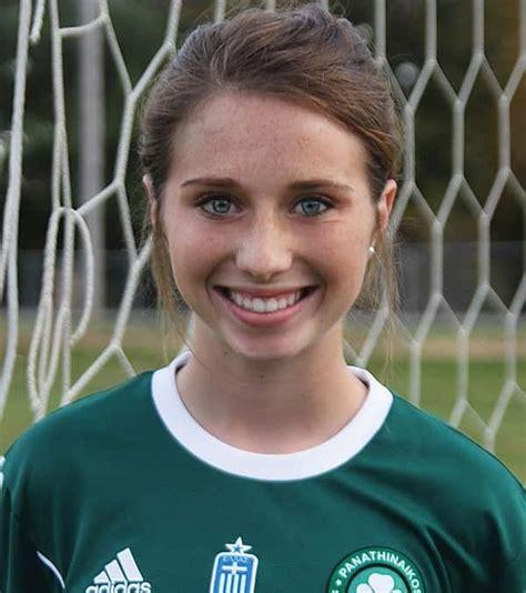 rachel mcwilliams signs play soccer campbellsville university