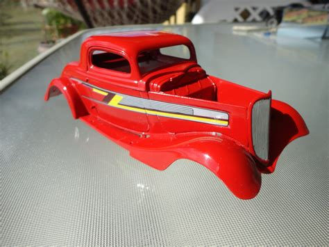 ford zz top eliminator   workbench model cars