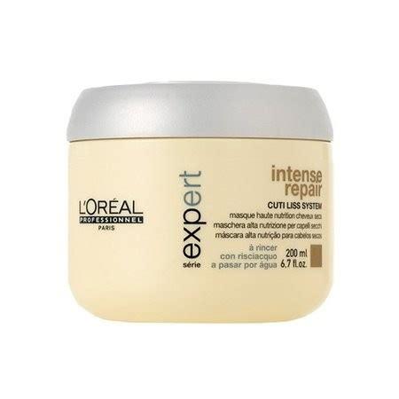 masque cheveux secs loreal professionnel intense repair