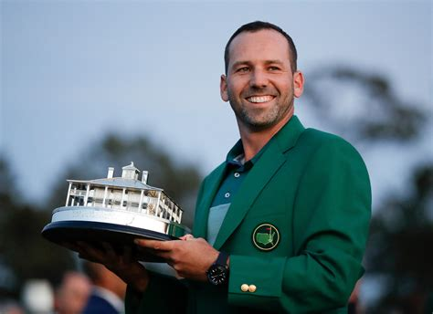 Spaniard Sergio Garcia Wins Masters in Thrilling Sudden ...