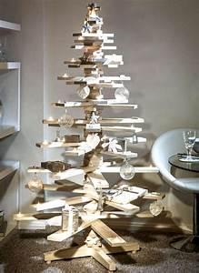 Sapin En Bois Cultura : arbre de noel en bois d corer ~ Zukunftsfamilie.com Idées de Décoration