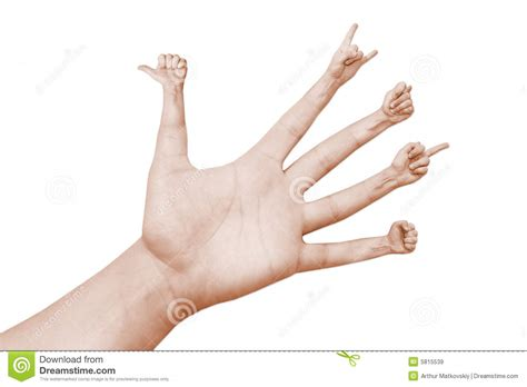 Mans Fists Royalty Free Stock Images Image 5815539