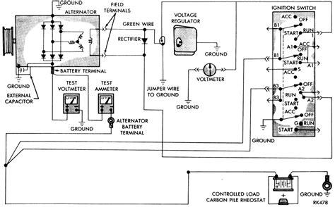 repair guides charging system regulator autozonecom