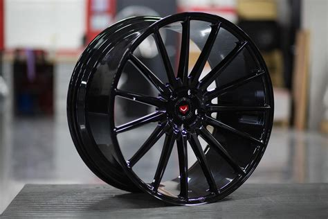 Vossen Vps 305 Wheels Custom Painted Rims