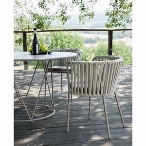 Küchen Und Esszimmerstühle : gartenstuhl seilbespannung danny taupe au enm bel ~ Watch28wear.com Haus und Dekorationen