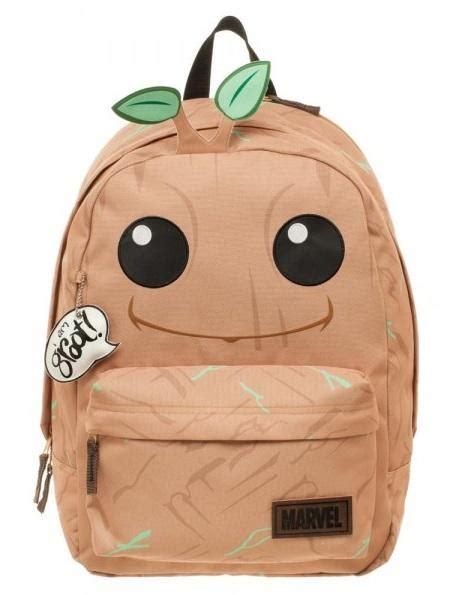 Groot Face Backpack   Kawaii backpack, Bags, Disney backpacks