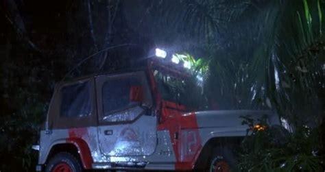 jurassic world jeep 29 on screen cars
