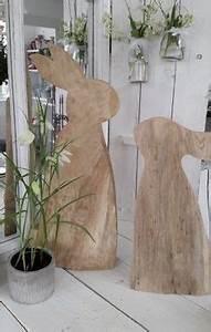 Möbel Und Mehr Iserlohn : osterhase aus holz baumstamm osterhasenstamm osterdekoration hase ostern pinterest ~ Orissabook.com Haus und Dekorationen