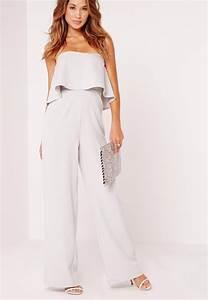 Combinaison Pantalon Femme Mariage : combinaison pantalon mariage top et manteau long ~ Carolinahurricanesstore.com Idées de Décoration