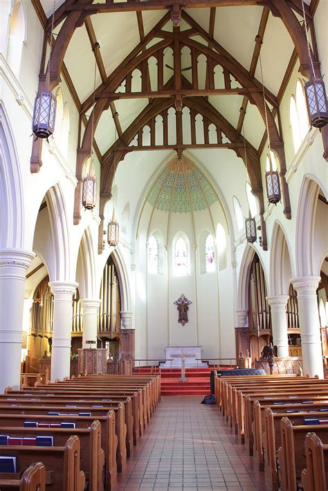 Church inside | St. Matthew's Episcopal Church