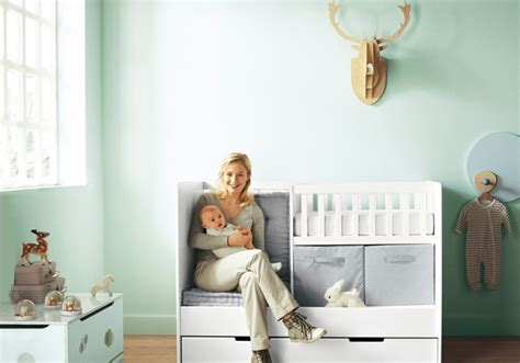 decoration mur chambre déco mur chambre bébé 50 idées charmantes
