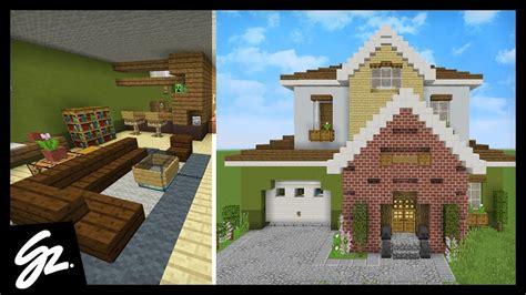 minecraft  interior building tips  tricks  home design video