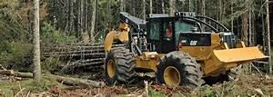 New Cat Forestry Skidder for Sale in Louisiana | Louisiana CAT
