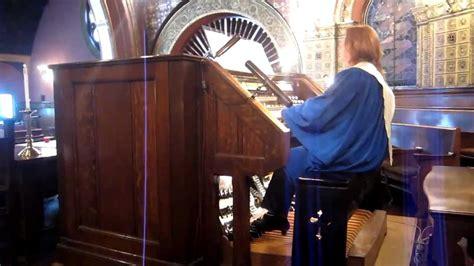 1918 Casavant Freres Organ First Congregational Church