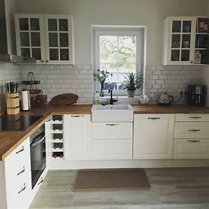 Ikea landhauskuche weiss wotzccom for Ikea landhausküche wei