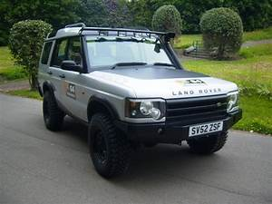 2003 LAND ROVER DISCOVERY II TD5 SIMMONITES G4 OFF ROADER