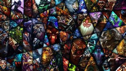 Dota Backgrounds Games Pixelstalk