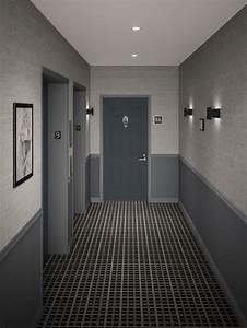 Contemporary, Hallway, Interior, Designer, In, Nyc, At, Jonathan