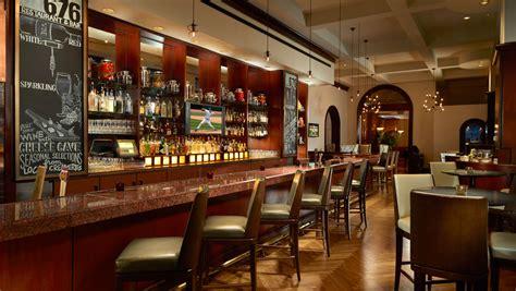 Bar Hotel by Chicago Restaurants Omni Chicago Hotel