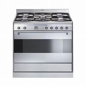 Smeg Online Shop : smeg 90cm freestanding dual fuel oven stove stainless steel download product specification pdf ~ Heinz-duthel.com Haus und Dekorationen