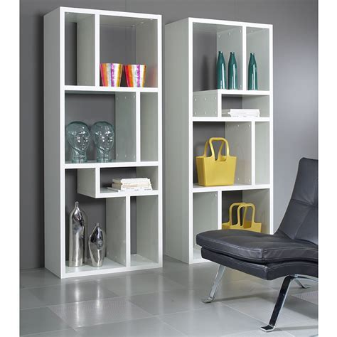 Modern Shelving   Lexa Vertical/Horizontal BKC   Eurway