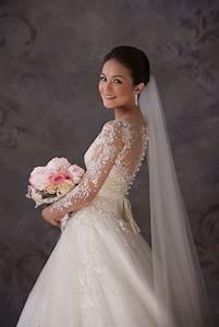 2018 vintage a line wedding dresses lace tulle appliques With wedding dresses with pearls and lace