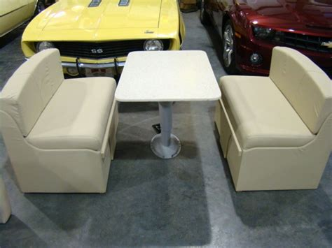 rv parts dinning booth for rv s and motorhomes for sale