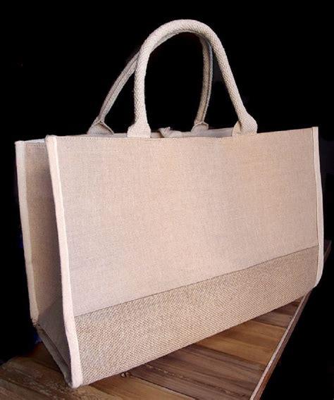 tbf fashion jute blend cotton tote bags gussetted heavy duty burlap bags walmartcom