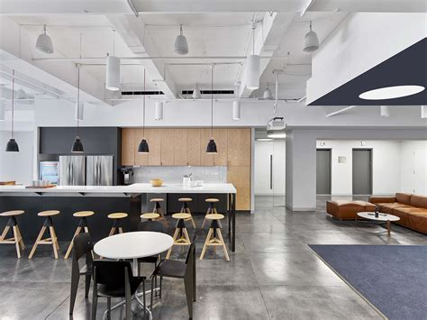 Inside Fullscreen's Modern New York City Office Officelovin