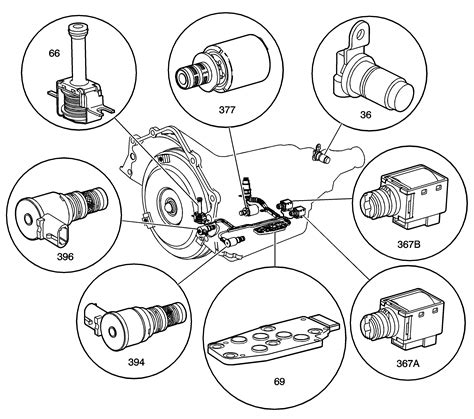 Need Wiring Diagram For Avalanche Transmission