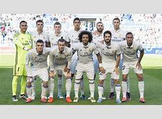 Real Madrid, the last unbeaten team in Europe's big 5
