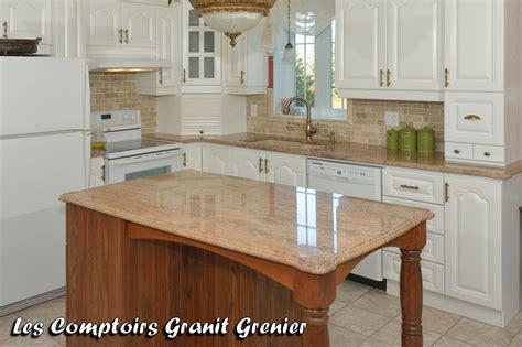 cuisine granite comptoir de granit et quartz réalisations de cuisines et