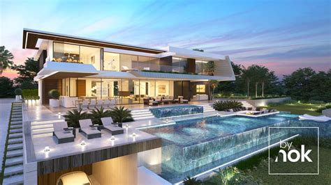 Spectacular House Surrounded By Moat by New Project In Madrid Designed By Aida Sep 218 Lveda