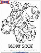 Coloring Skylanders Force Blast Zone Coloriage Swap Fancy Disegni Dibujos Desenhos Colorear Bombe Header3 Hm Ausmalbilder Coloriez Imprimir Bash Fire sketch template