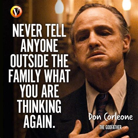 Don Vito Meme - 15 best il padrino images on pinterest godfather quotes the godfather and inspire quotes