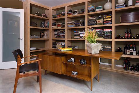 mid century office desk mid century modern desk home office modern with book