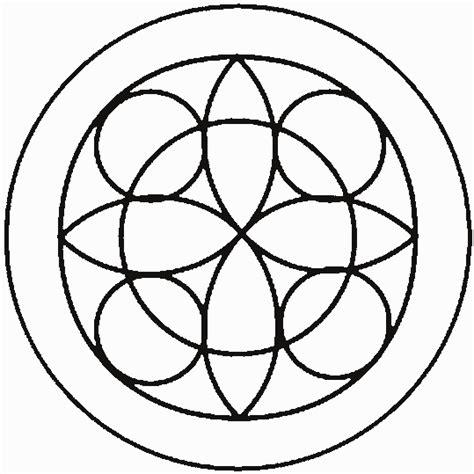 Kleurplaat Mandala Kleuters by Kleurplatenwereld Nl Gratis Mandala Kleurplaten