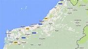 Malaysia Maps - Malaysia Travel Information