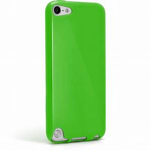iGadgitz Green Glossy Crystal Gel Skin TPU Case Cover for ...