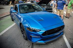 2019 Mustang Velocity Blue (With images)