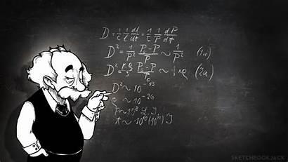 Physics Einstein Math Albert Board Wallpapers Wallpaperup