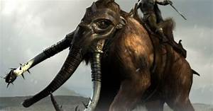 Mammoth Warrior Google Search Steeds And Beasts Of