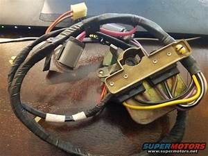 Tailgate Wiring Harness