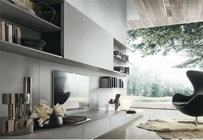 Rimadesio Abacus Living Milano Showroom Stylepark Parete