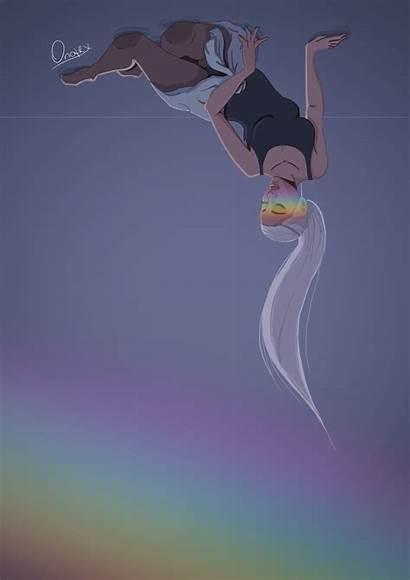 Ariana Grande Sweetener Tears Cry Left Drawings