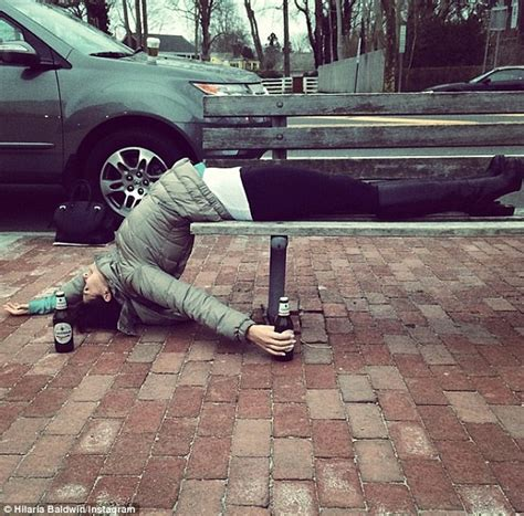 Drunk Yoga Meme - hilaria baldwin passes out on a park bench with guinness in hand for st patrick s day yoga