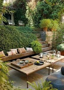 Garten Sitzecke Gestalten : sitzecke im garten relax im gr nen ~ Markanthonyermac.com Haus und Dekorationen