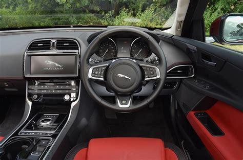 jaguar xe   awd  sport review review autocar