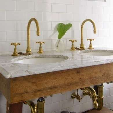Brass Fixtures Bathroom by 18 Bathroom Updates You Can Do In A Day Brass Bathroom