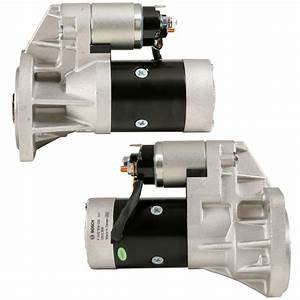 Brand New Starter Motor To Fit Nissan Urvan E24 2 7l